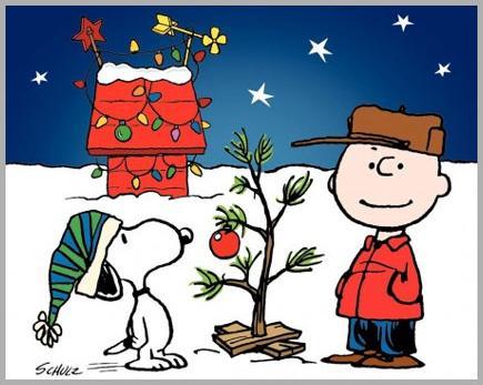 Charlie Brown O Christmas Tree